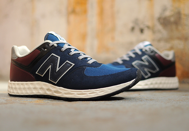 new balance 574 fresh foam