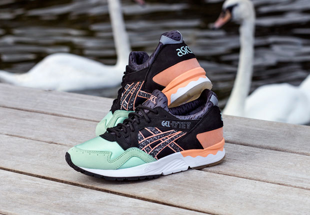 asics damen sneakers gel lyte