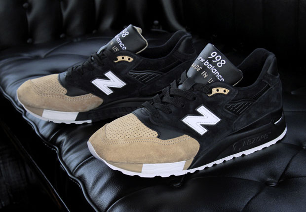 22d62b90a59b0 Premier Connects With The New Balance 998 To Pay Tribute To The All-American  Auto Industry - SneakerNews.com
