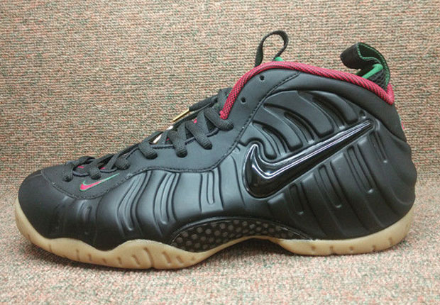 27d8589fc2a The Nike Foamposites Inspired By High End Handbags Have A Release Date