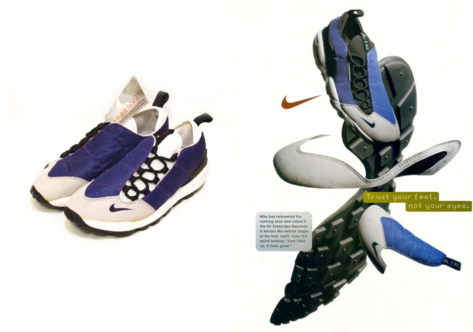 save off b5169 3b478 Nike Air Footscape