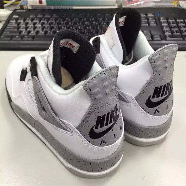 low priced 90595 fea9b First Look At The Air Jordan 4