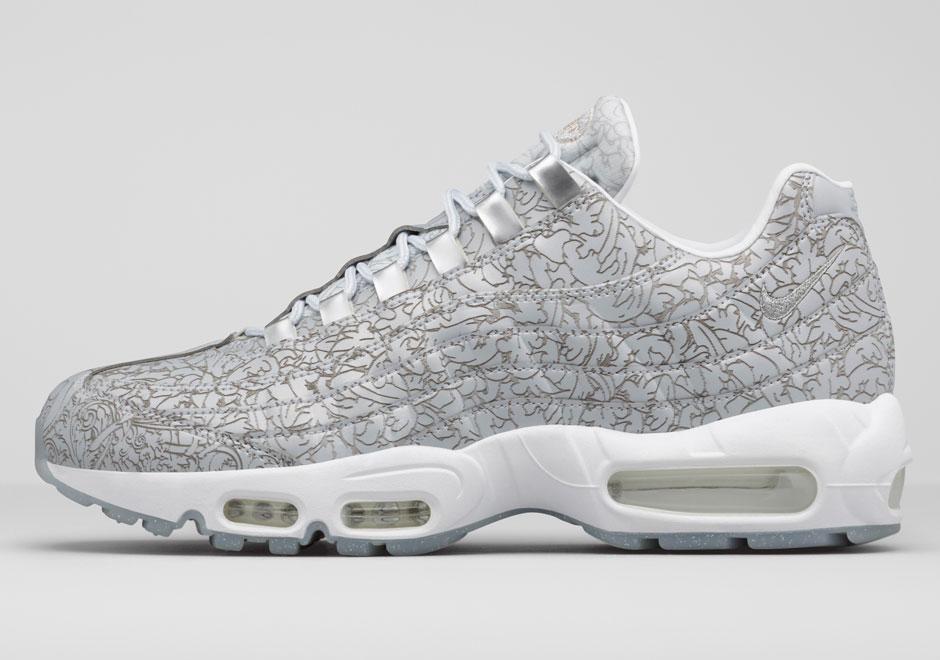 Nike Air Max 95 With Platinum