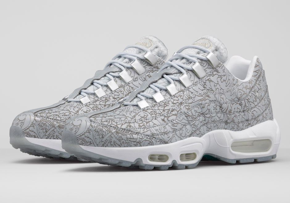 reputable site a9832 fa754 ... qs women black white 2e0f3 551c6  reduced celebrate the 20th  anniversary of the nike air max 95 with platinum page 4 of