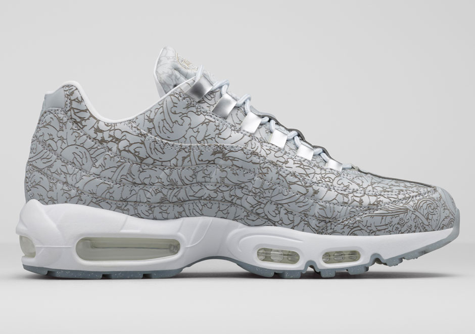 newest 99966 15327 Celebrate The 20th Anniversary Of The Nike Air Max 95 With Platinum -  SneakerNews.com