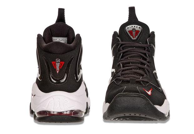 Weekend Discount - New 2008 Nike AIR Scottie PIPPEN 1 1997 Bulls Retro Sneakers Mens Sz 10.5 JORDAN