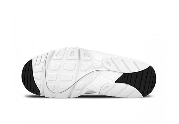 Nike Air Trener Huarache Svart Og Hvitt 3ml2JgGj9c