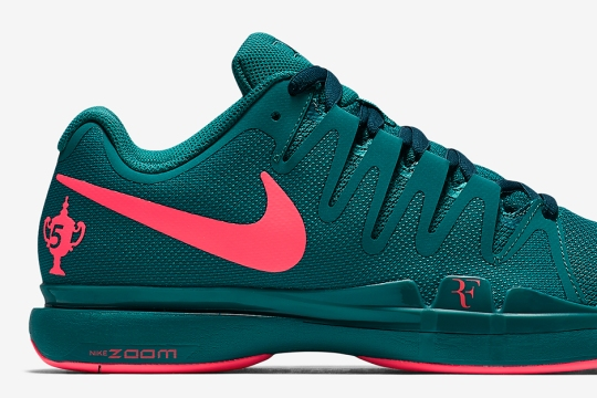 Nike Celebrates Roger Federer's 5 U.S. Open Wins With New Release