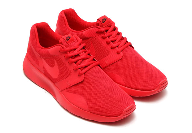 792333bbb8 nike all red sneakers