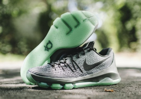 "Start September Off Right With The Nike KD 8 ""Hunt's Hill Night"""