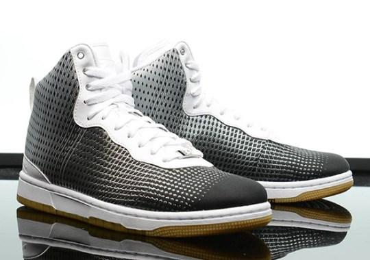 The Nike KD 8 Lifestyle In Metallic Silver