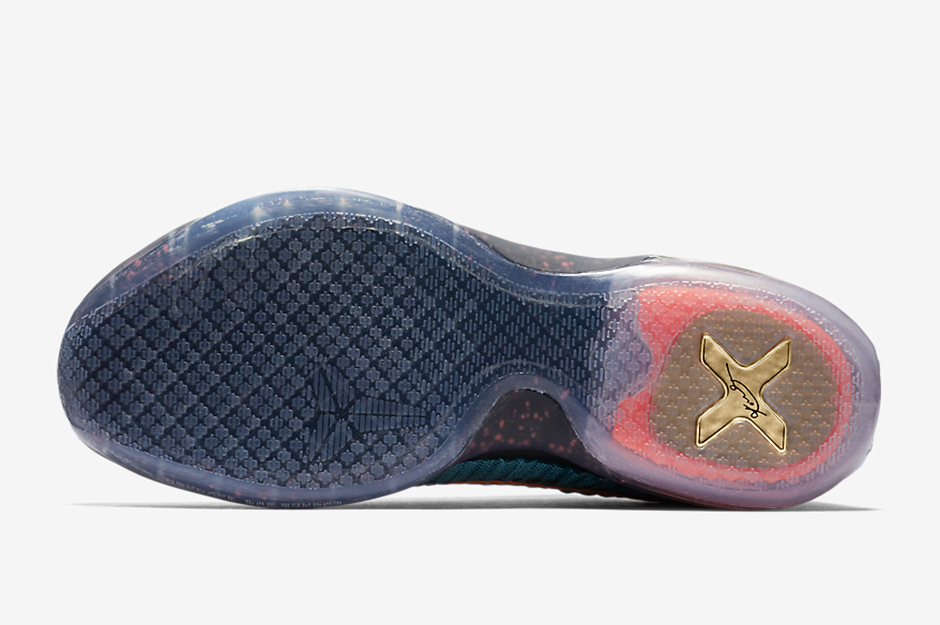 quality design 5a32f a6288 Nike Kobe 10 Elite Low