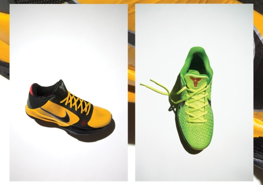 SNEAKER NEWS VOLUME TWO Extended: The Nike Kobe Signature Series