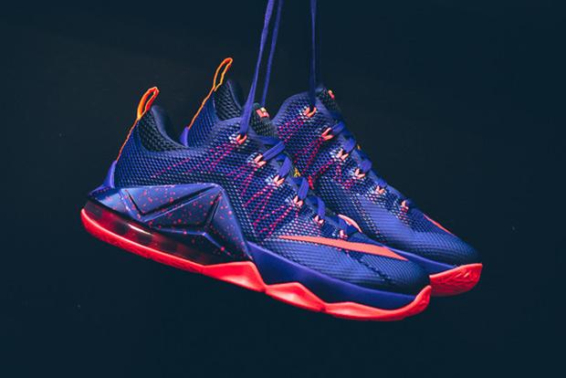 6515639de7a4 Nike LeBron 12 Low quot Court Purplequot Arrives Tomorrow low-cost ...