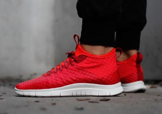 Nike's Newest Hypervenom 2 Colorway Fit For Man U Fanatics