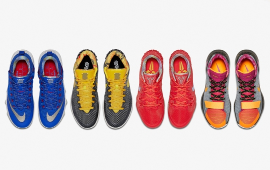 "Nike Basketball ""Rise Collection"" – Release Reminder"