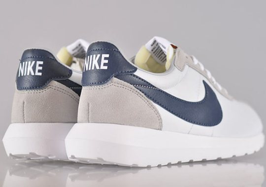 The Nike Roshe LD-1000 Is Back In Pure Platinum & Obsidian