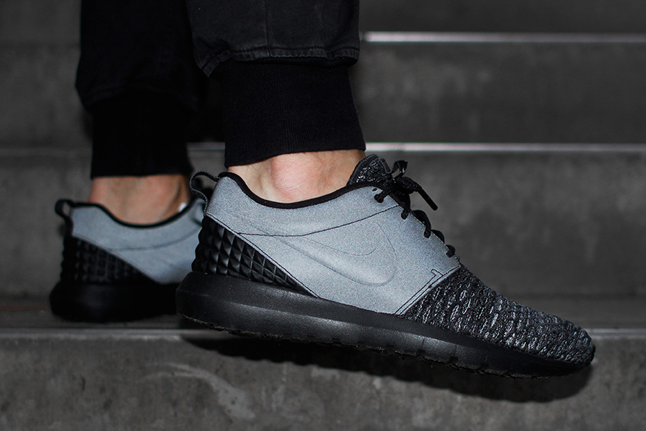 7dba7434dd2a The Most Evolved Form Of The Nike Roshe Features Flyknit And Much More -  SneakerNews.com
