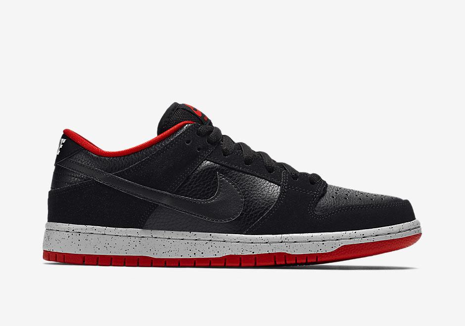 Jordan-Inspired Nike SB Dunk Low