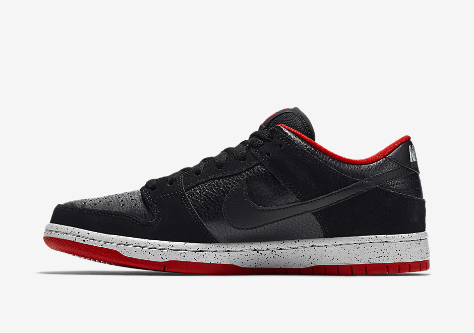 finest selection d9f64 e6c98 Another Jordan-Inspired Nike SB Dunk Low Release Appears ...