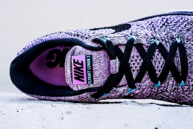 Nike Flyknit Lunar Converse 3 De Las Mujeres Azules 2fOhK
