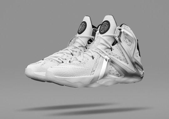 Pigalle x Nike LeBron 12 Elite – Details