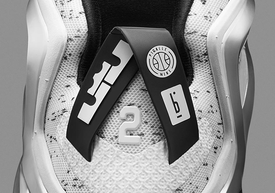 Pigalle x Nike LeBron 12 Elite - Details - SneakerNews.com 983eaabe82f6