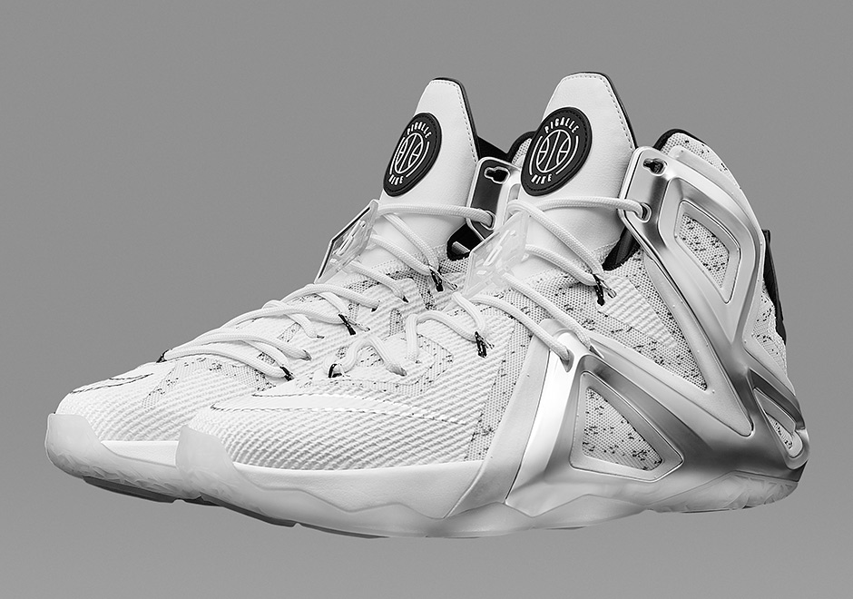 Pigalle x Nike LeBron 12 Elite. Release Date  8 18 at NikeLab X158 30ee803a7f1b
