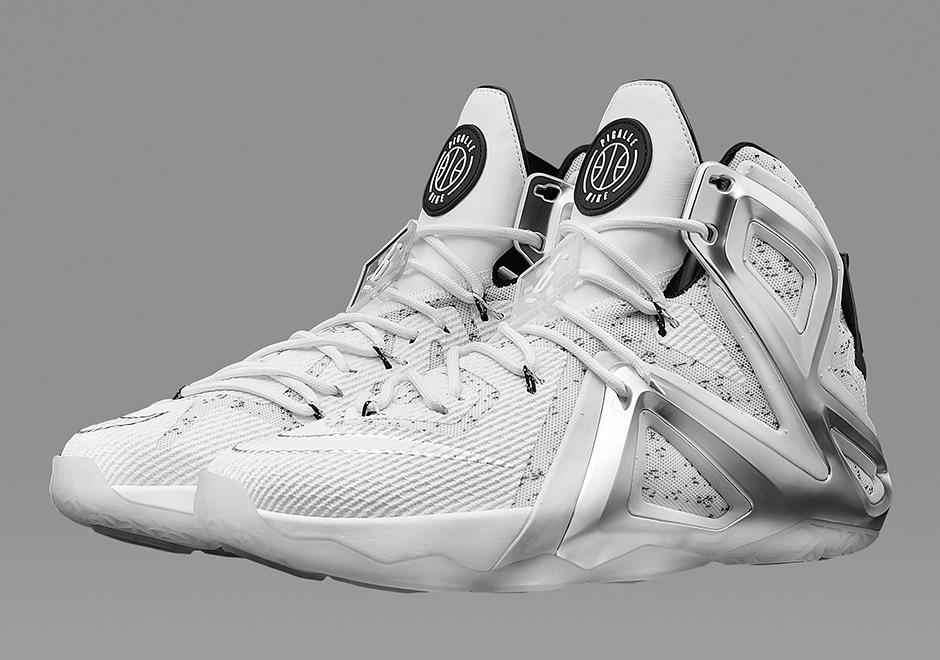 46650ef8274 Pigalle x Nike LeBron 12 Elite - Details - SneakerNews.com