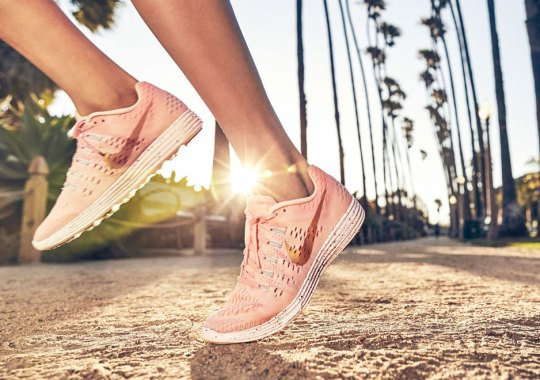If You Live In Santa Monica, This Running Collection Is For You
