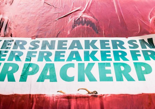 Sneaker Freaker And Packer Shoes Are Teaming Up For A Jaws-Inspired Sneaker Release