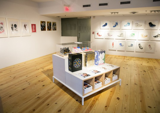 Sneaker News Volume Two Popup Shop & Gallery At Seaport Studios