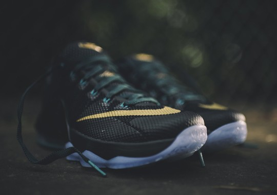 "Nike LeBron 12 Low ""SVSM"" Hits Stores Next Week"