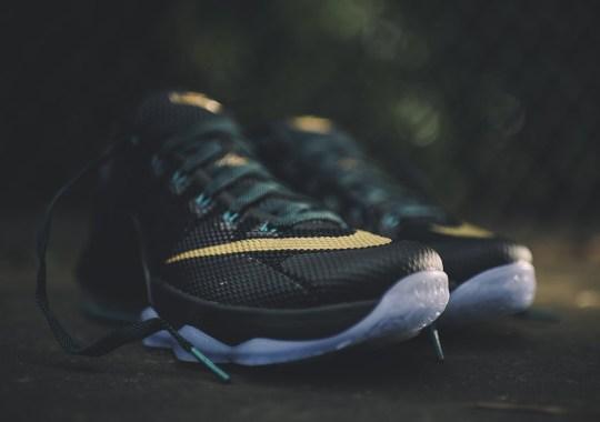 "Nike LeBron 12 Low ""SVSM"" Hits Stores Next Week"
