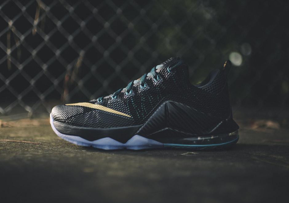 b02950e99fd Nike LeBron 12 Low