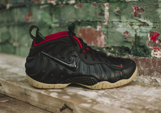 This Upcoming Nike Air Foamposite Pro Release May Cause A Legal Mess