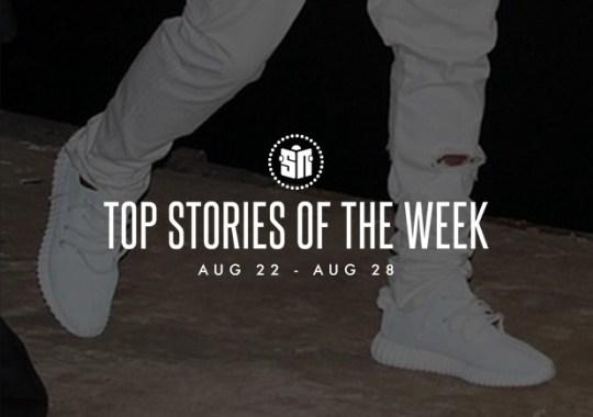 Top Stories Of The Week: 8/22 – 8/28