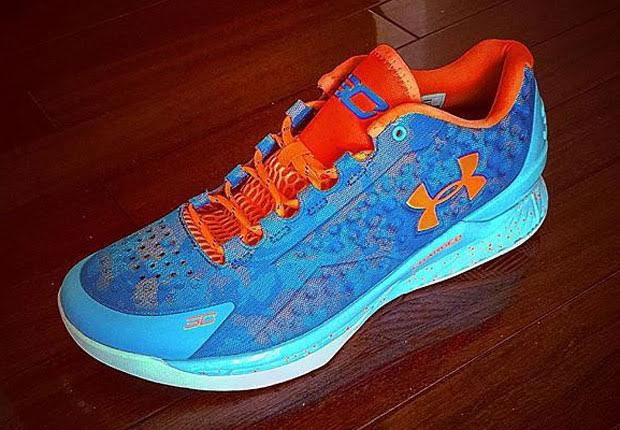 Under Armour With Yet Another Curry One PE
