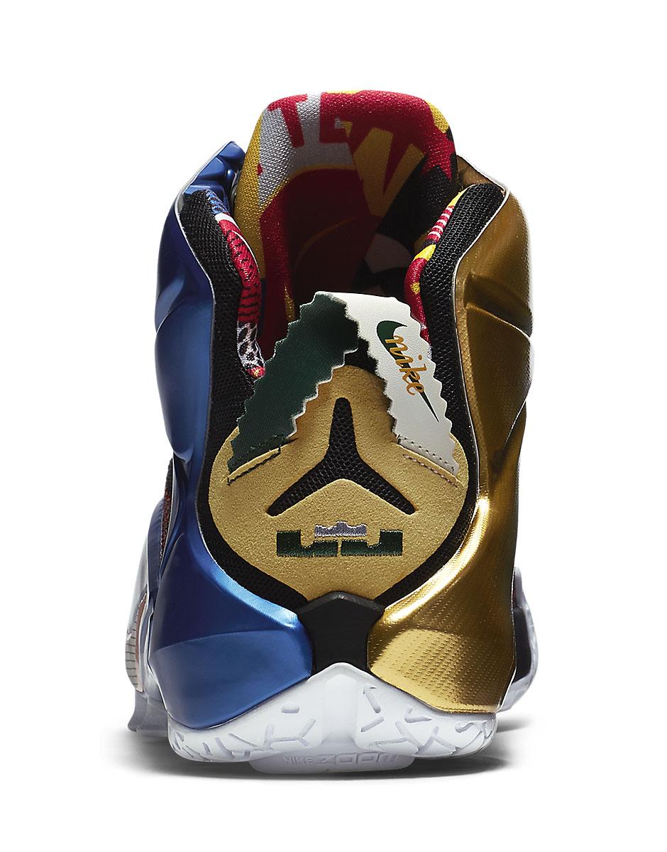 Nike LeBron 12 SE EP. Color  Multi-Color Multi-Color Style Code  812511-909.  Release Date  September 5th 7642cfcb0