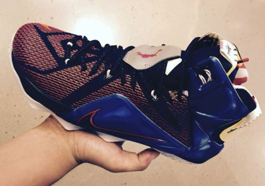 "The ""What The"" LeBron 12 Release Nears"