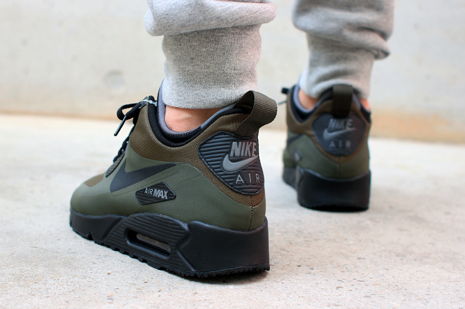best Nike Continues The Air Max 90 25th Anniversary With Winter-Ready  Designs