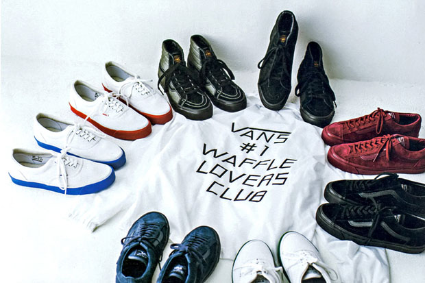 WTAPS Teams Up With Vans Vault for Fall 2015 Collection