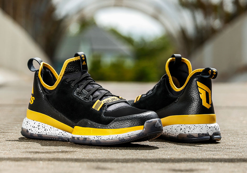 f74ba2ab2ecb Damian Lillard Reps Oakland With the Latest adidas D Lillard 1 ...