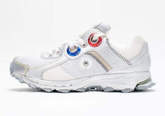 If You Didn't Think Raf Simons' adidas Shoes Were Strange, Think Again