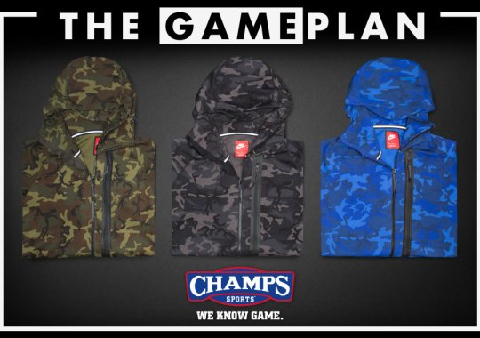 Lounge And Recover In Style With Nike Sportswear And Champs Sports #TheGamePlan