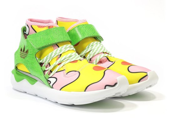 Jeremy Scott's adidas Tubular Is As Crazy As You Thought It Would Be