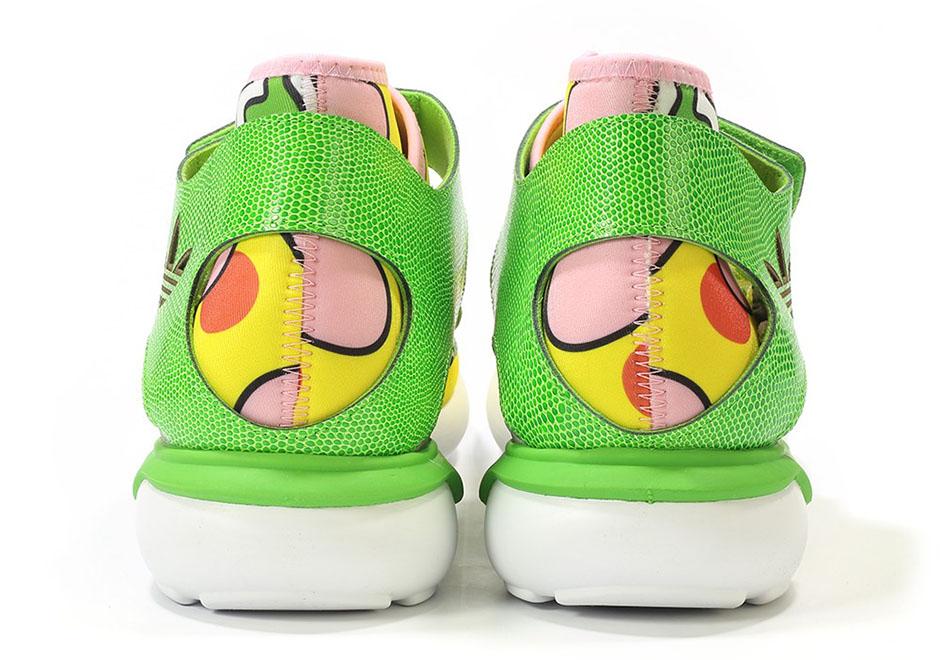 Jeremy Scott's adidas Tubular Is As Crazy