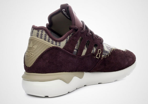 Native Prints Are Back On The adidas Tubular Moc Runner - SneakerNews.com