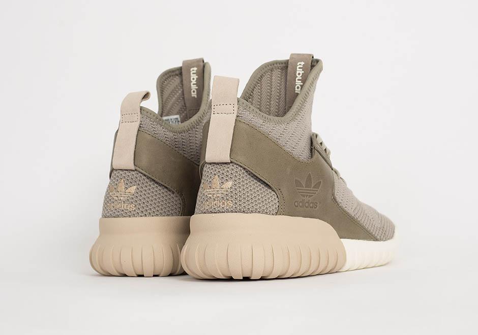 Adidas X Tubulaire Primeknit Sésame IM0YG