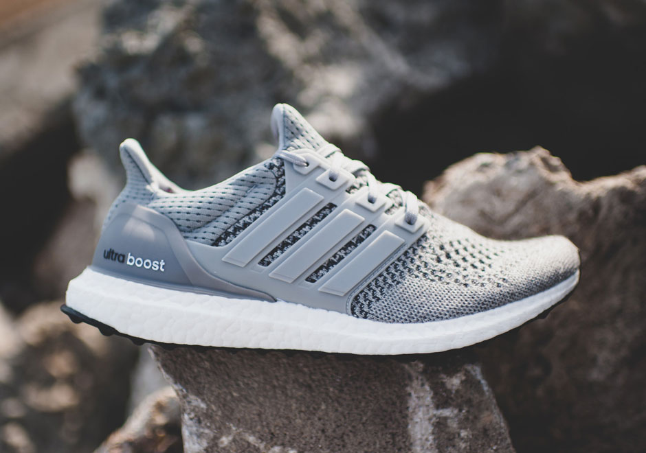 Adidas Ultra Boost 1.0 Grey